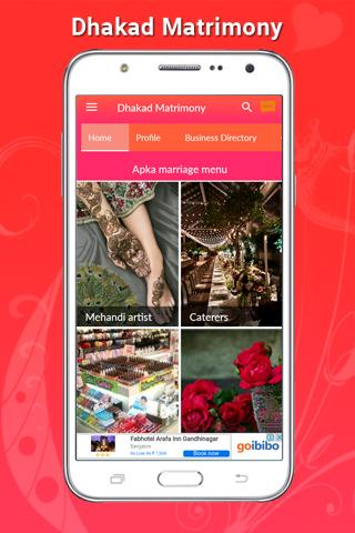 Dhakad Matrimony Nagar, Malav, Kirar screenshot 4