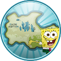 Game of Bikini-Bottom: (sponge bob) 3D MAP APK