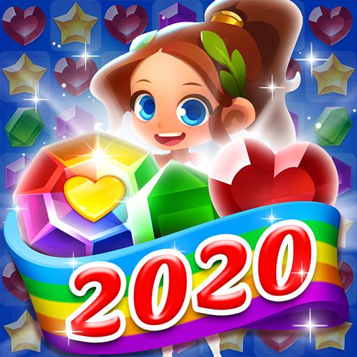 Jewels Temple Adventure 2020