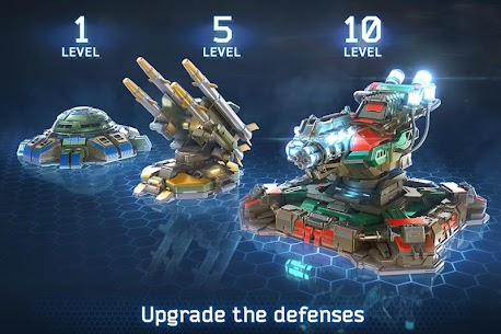 Battle for the Galaxy MOD (Unlimited Crystals) 4.1.5 Latest APK 4