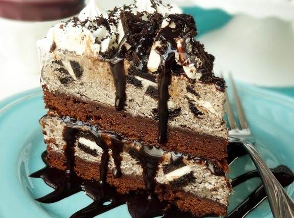 Oreo Cookies And Cream Ice Cream Cake Recipe