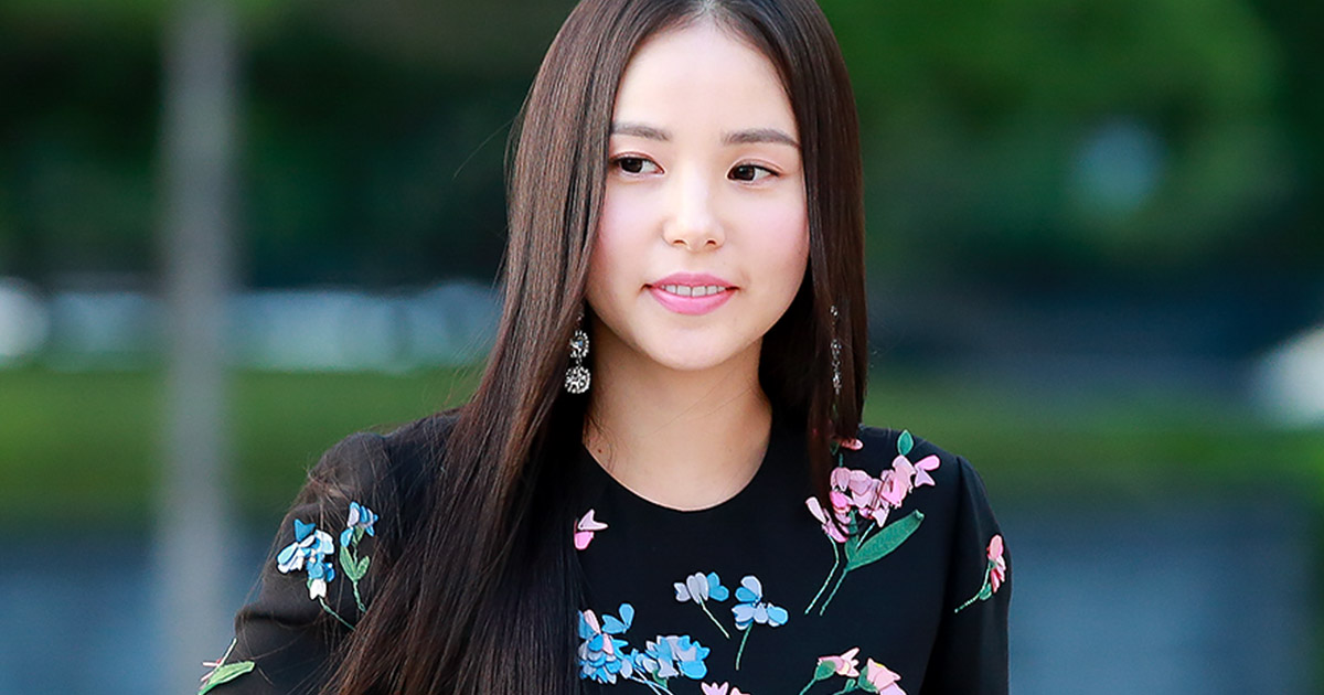 min hyorin since marriage 7