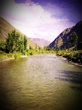 Photo: Views of Urubamba (and Sacred) Valley from train. Vilcanota River (part of river more famously called Urubamba River).