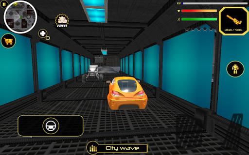 Robot City Battle apkpoly screenshots 4