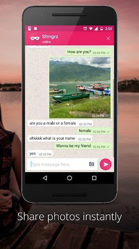 Stranger Chat - No Login 5.3.10 screenshots 2