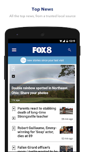 FOX 8- screenshot thumbnail