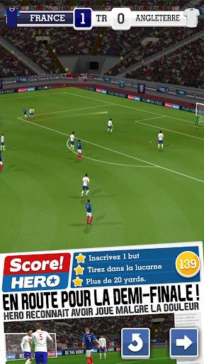 Score! Hero astuce APK MOD capture d'écran 1