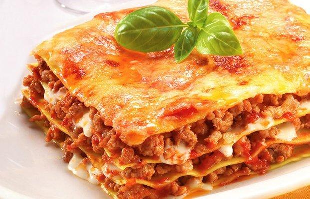 Лазанья классическая с мясом - кулинарный пошаговый рецепт с фото •  INMYROOM FOOD