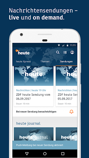 ZDFheute - Nachrichten 2.9 screenshots 4