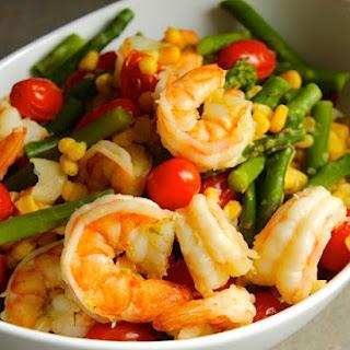 Shrimp Asparagus Tomato Recipes