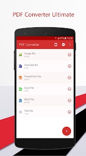 PDF Converter Screenshot