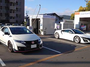 シビックタイプR FK2 GT仕様 (並行輸入車)のカスタム事例画像 ユイケさんの2019年11月10日08:43の投稿
