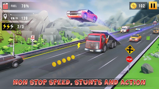 Mini Car Race Legends screenshot 12