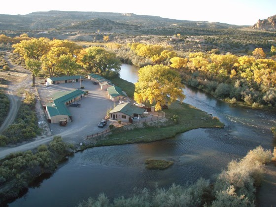 Photo: Mad River Outfitters/Soaring Eagle Lodge- San Juan River