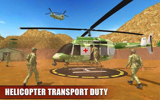 Army Bus Driver 2020: Real Military Bus Simulator apktram screenshots 4