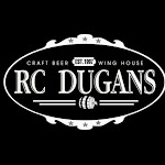 Logo for RC Dugans Craft Beer & Wing House