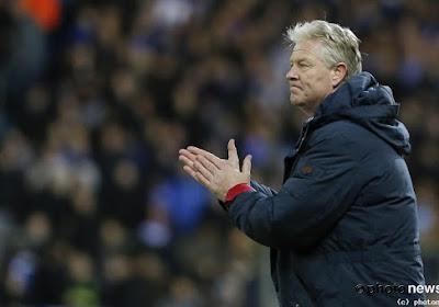 Le coach de Genk voit Bruges terminer hors du Top 3 !