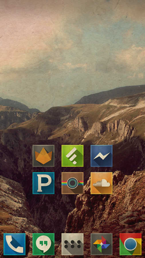 Axis Icon Pack- screenshot