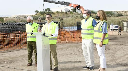 El Gobierno da vía libre hoy al tramo del AVE entre Lorca y Pulpí