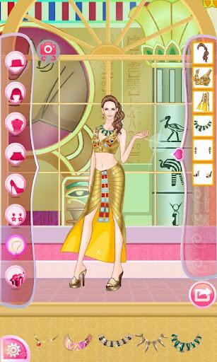 Helen Egypt Style Dress Up