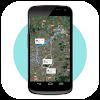 GPS Routen-Finder-Karten