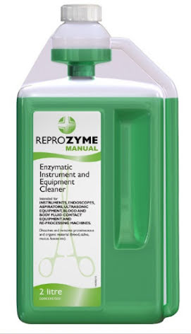ReproChem Instrument and Equipment Cleaner (Green)