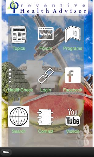 HealthAdvisor