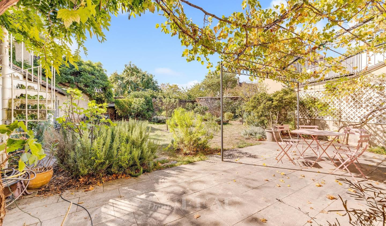 Maison avec jardin et terrasse Versailles