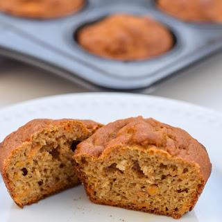 Pumpkin Banana Carrot Muffins