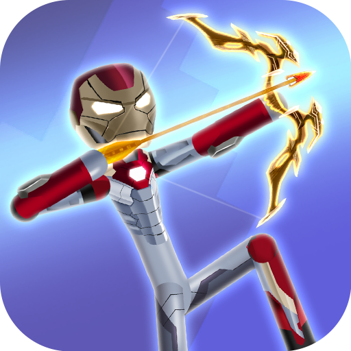 Stick Z Bow - Super Stickman Legend Icon