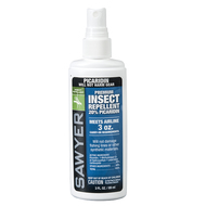 Sawyer Picaridin Insect Repellent - a safe, effective alternative to Deet.