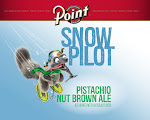 Point Snow Pilot Pistachio Nut Brown Ale