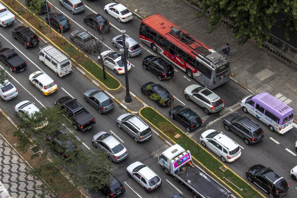 Nas próximas versões, o projeto pretende incluir também outros indicadores, como o transporte privado. (Fonte: Shutterstock/Alf Ribeiro/Reprodução)