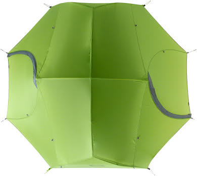NEMO Dagger 2P Shelter, Green/Gray, 2-person alternate image 6