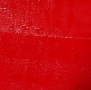 béton ciré rouge