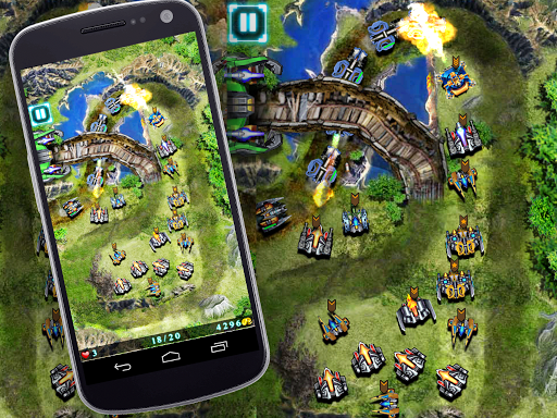 Galaxy Defense (Tower Game) - screenshot