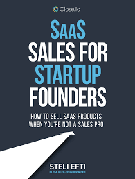 Book on SaaS Sales and Marketing