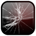 Cracked Screen Live Wallpaper (Simulation) icon