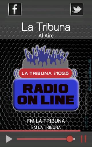 La Tribuna 103.5