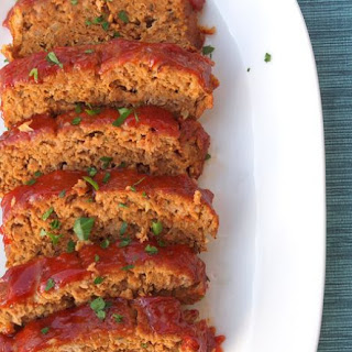BBQ Turkey Meatloaf Recipe
