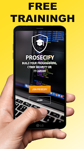 Learn Programming & Cyber Security – ProSecify Apk Download For Android 1