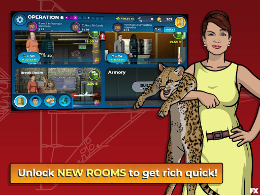 Archer: Danger Phone apktram screenshots 9