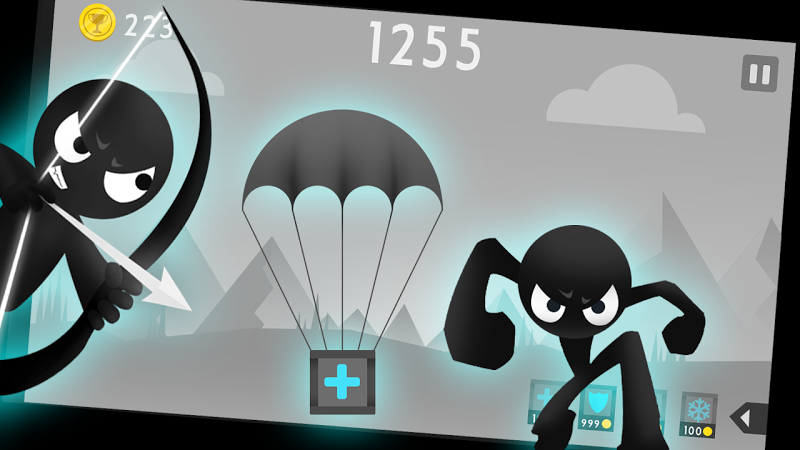 Stickman Archer Fight Screenshot 3