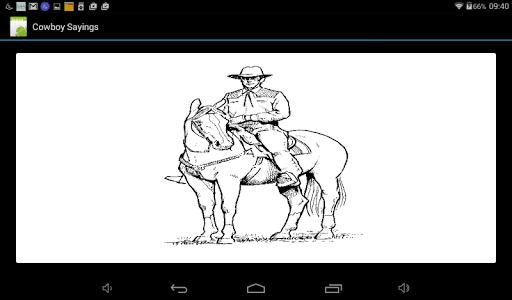 Cowboy Sayings