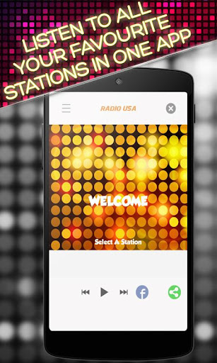 FM Radio USA Free  screenshots 8