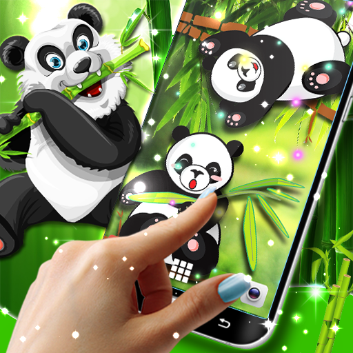 Panda Live Wallpaper Aplikasi Di Google Play