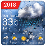 New 2018 Weather App & Widget 13.1.0.4100