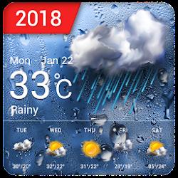 New 2018 Weather App & Widget