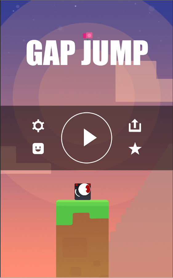 Gap Jump- screenshot