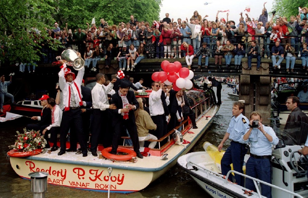 This day in history: Teenager Patrick Kluivert steers Ajax to Euro glory
